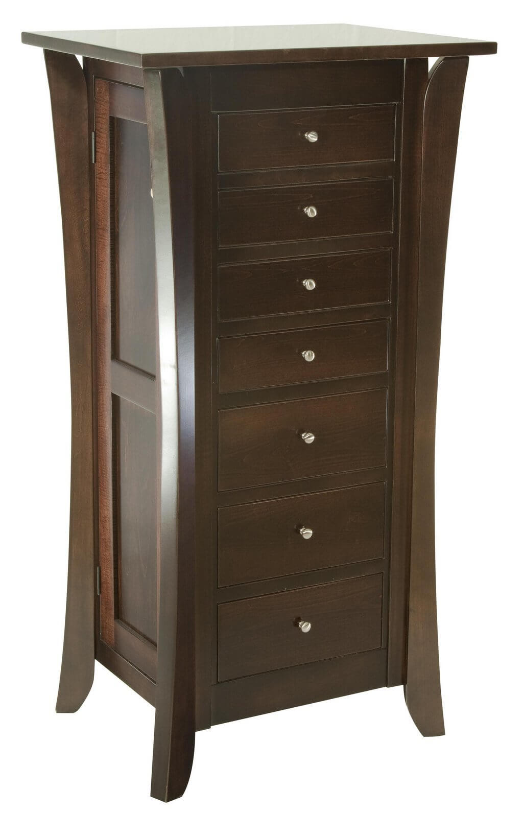 Jewelry Armoires Bedroom Furniture ETown Amish Furniture