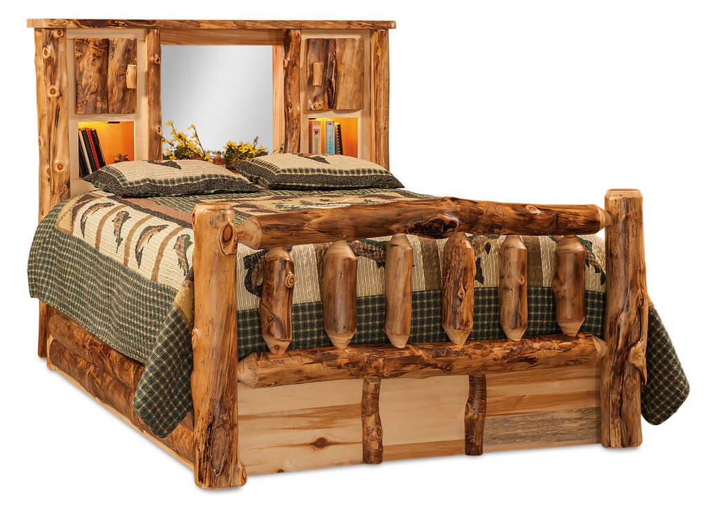 Beds Bedroom Furniture E Town Amish Furniture